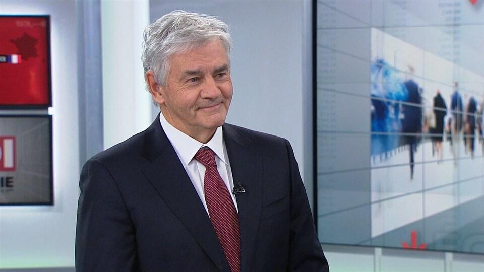 L'ex-ambassadeur et ancien ministre conservateur Lawrence Cannon