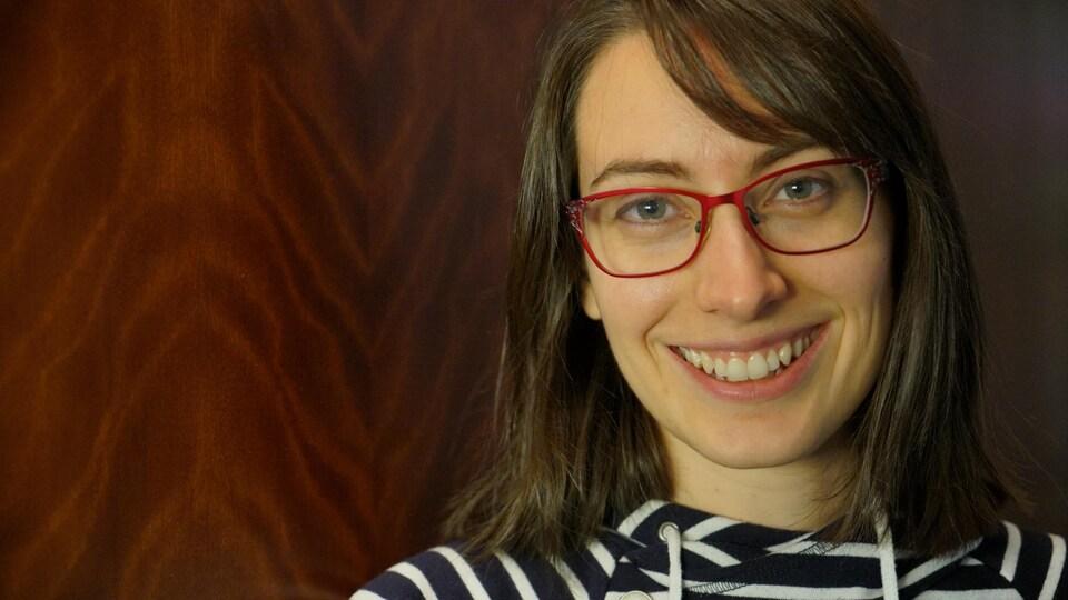 Léa Séguin, doctorante en sexologie, Université du Québec à Montréal