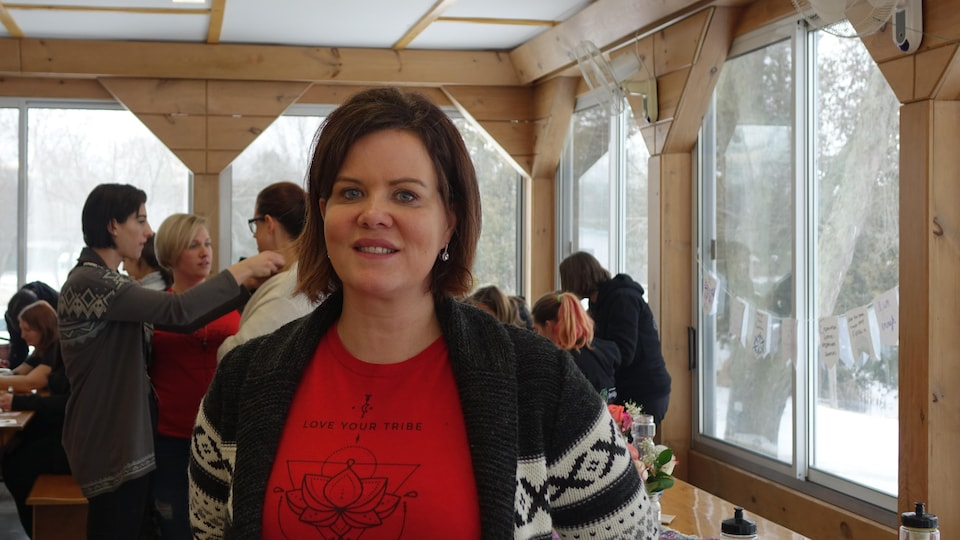 Leia Swanberg, fondatrice de l'agence Canadian Fertility Consulting