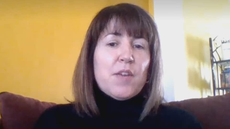 Natacha Llorens est directrice des Services aux joueurs dans la LHJMQ