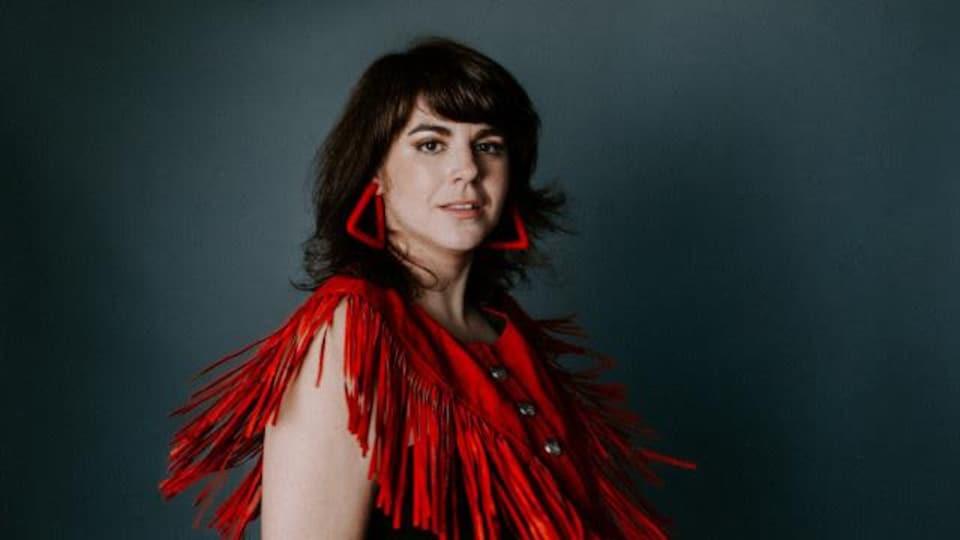 L'auteure-compositrice-interprète Lisa LeBlanc.