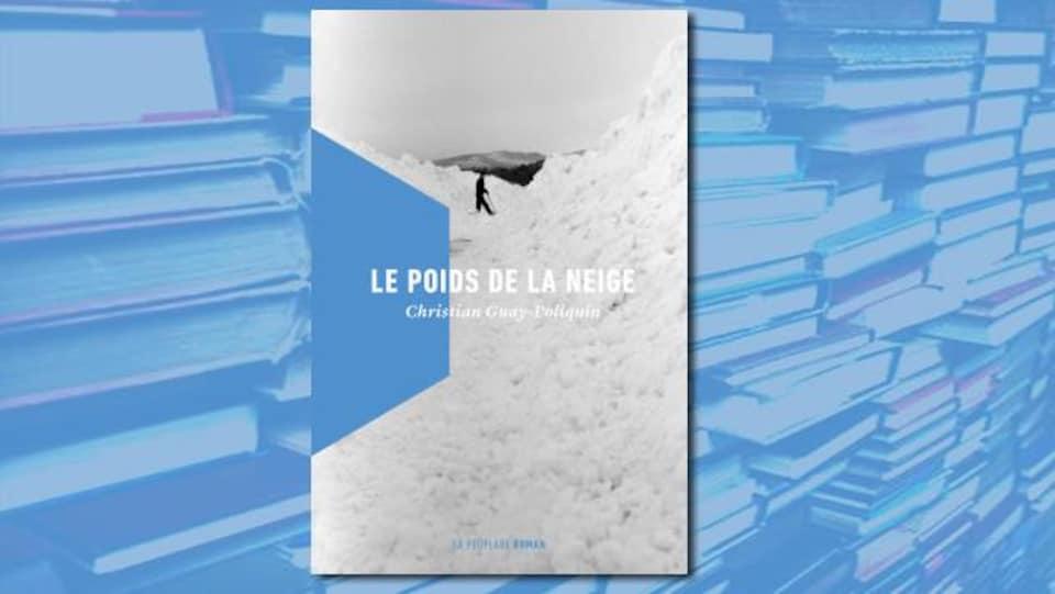 Le livre Le poids de la neige