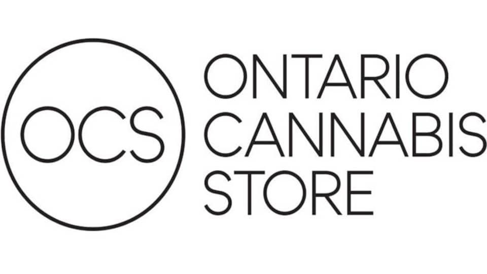 Le logo de la Société ontarienne du cannabis (Ontario Cannabis Store en anglais)