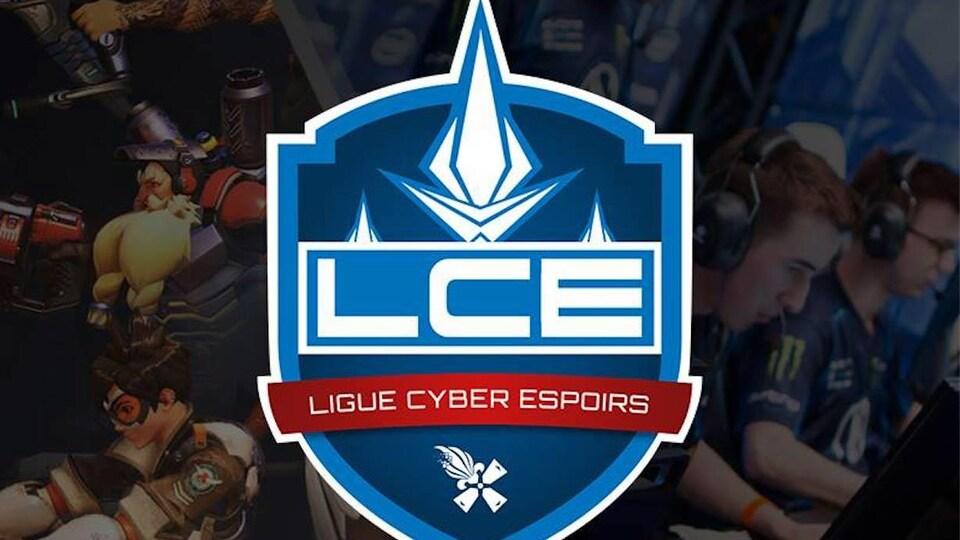 Logo de la ligue Cyber Espoirs (LCE)