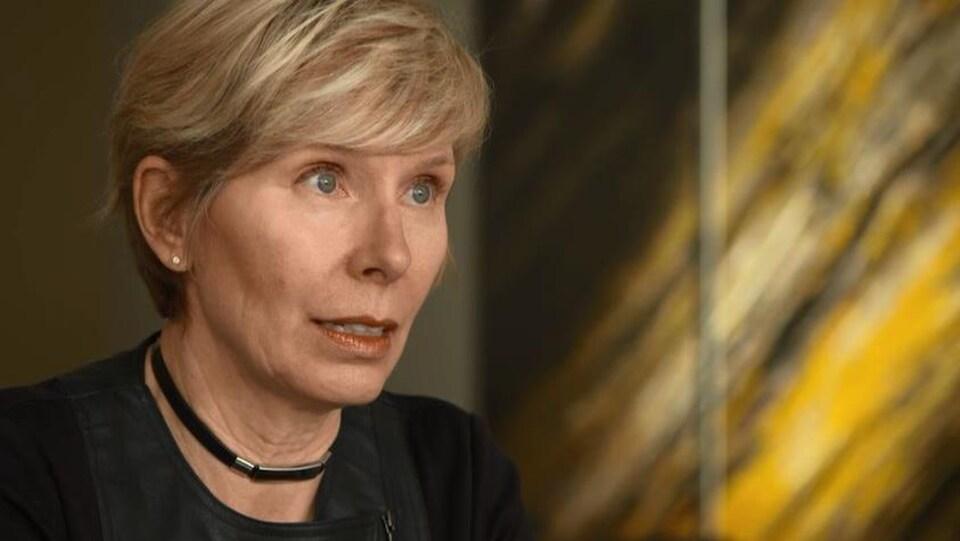 Louise Cantin, directrice d'Ostéopathie Québec