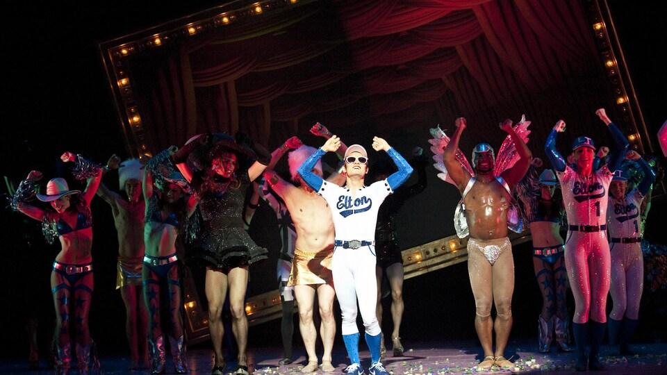 Le spectacle de l'Alberta Ballet « Love Lies Bleeding »