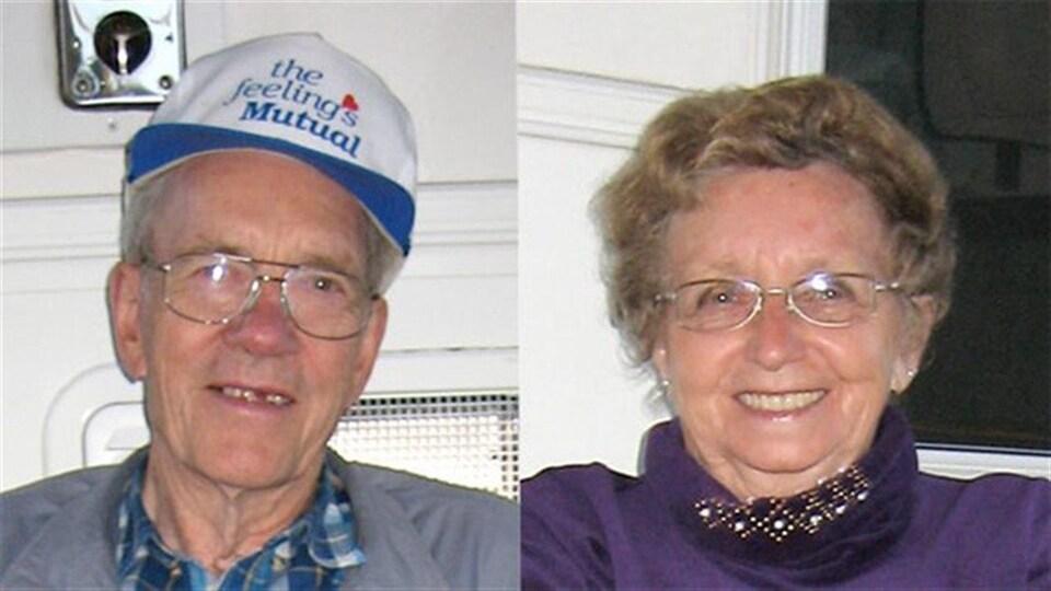 Lyle et Marie McCann
