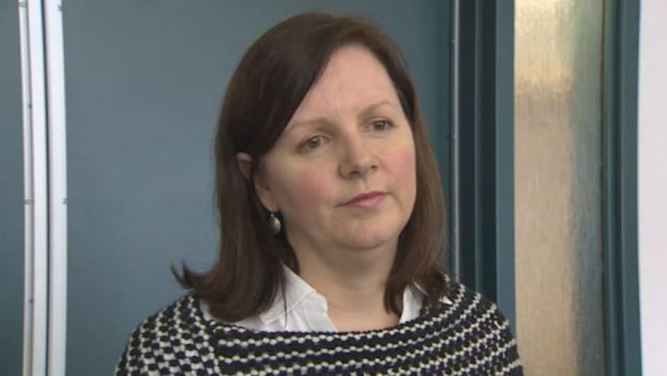 Jennifer Russel, médecin-hygiéniste en chef par intérim du Nouveau-Brunswick