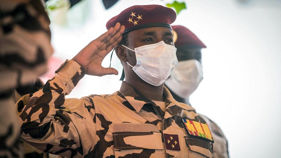 Mahamat Idriss Deby.