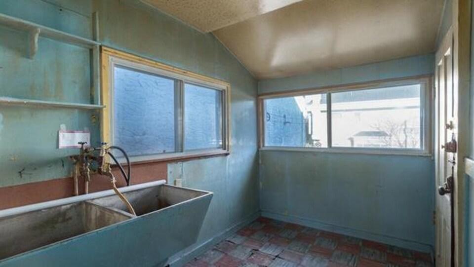 L'intérieur d'une maison de 999 000 $ à Vancouver.