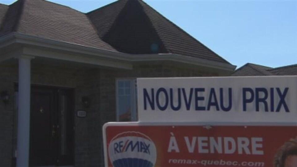 Une maison à vendre à Trois-Rivières
