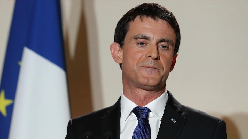 Manuel Valls a pris acte de sa défaite.