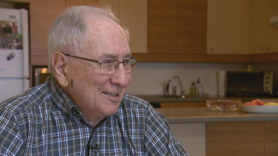 Marc Pettigrew se dit fier du travail accompli pour défendre les droits des aînés.
