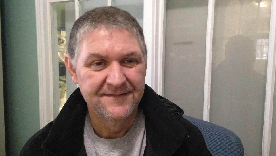 Marco Amati, directeur général de la soupe populaire Loaves and Fishes de Sydney, au Cap-Breton.