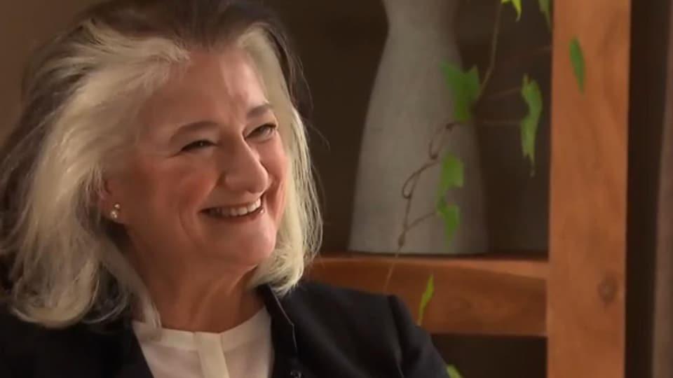 La romancière Marie Laberge.