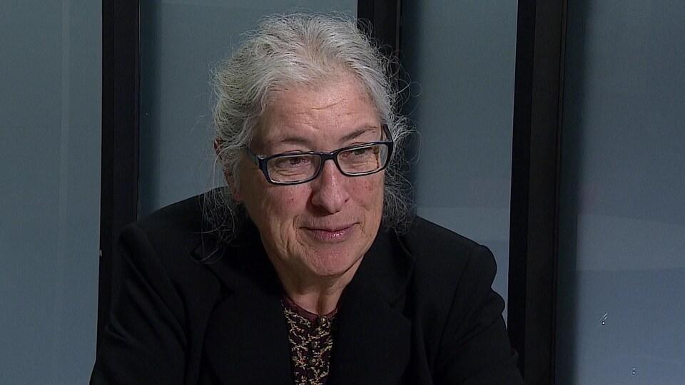 Marjorie Beaucage.