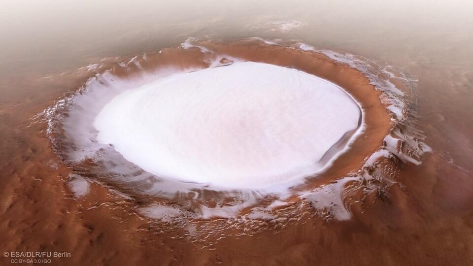 VIDÉO - Mission Mars 2020 : Perseverance en route vers la planète rouge