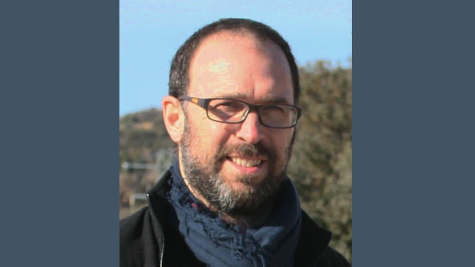 Martin Aubé, professeur et chercheur au Cégep de Sherbrooke