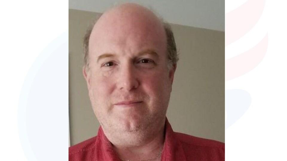 Martin Perron, candidat du Parti conservateur du Québec