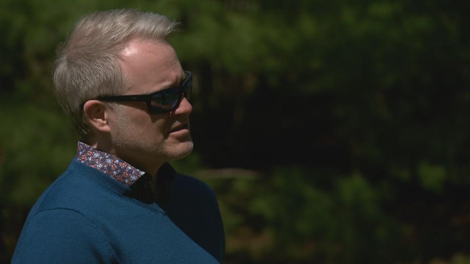 Martin Soucy, président et directeur général de l'Alliance touristique du Québec