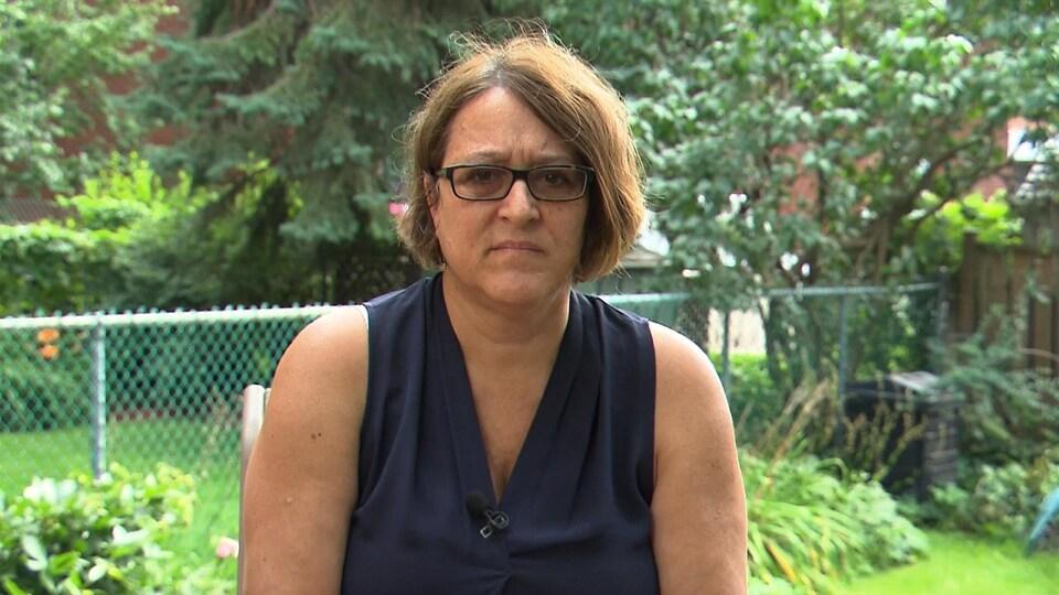 Maryse Potvin, professeure et sociologue spécialiste du racisme et de l'extrême droite, UQAM