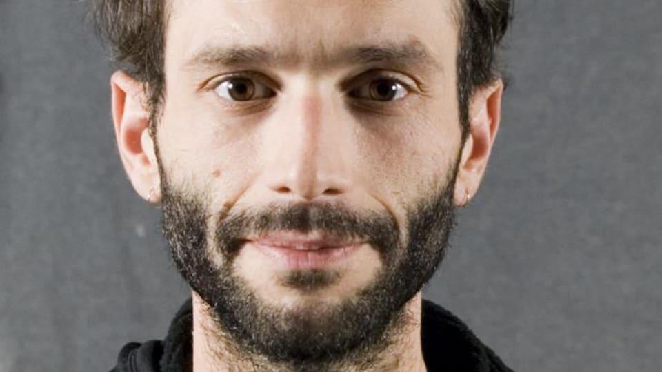 Mathieu Léger, artiste multidisciplinaire.