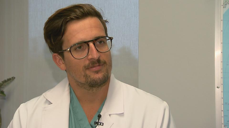 Maxime Laflamme, chirurgien cardiaque à l'IUCPQ