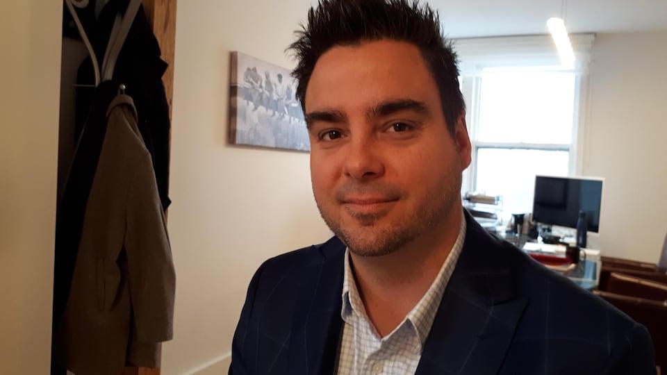 Me Maxime Lapointe, avocat spécialisé en immigration