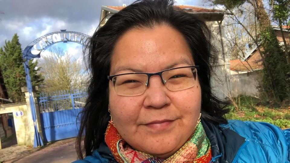 Maya Cousineau Mollen, Conseillère en développement communautaire Premières Nations et Inuit chez EVOQ Architecture.