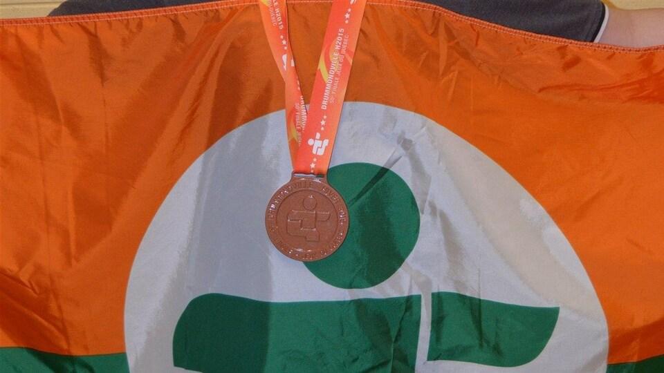 Médaille Jeux du Québec