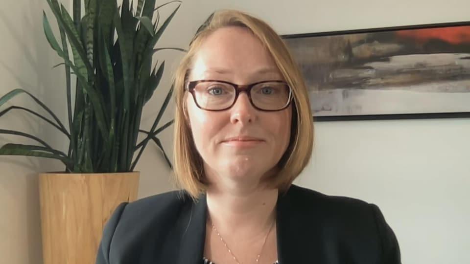 Dr Mélissa Leblanc.