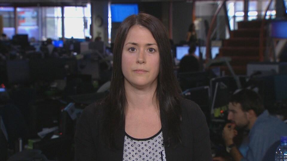 Mélissa Thibeault, directrice des opérations d'Aliments Candara et présidente du Conseil québécois du cannabis comestible (CQCC).
