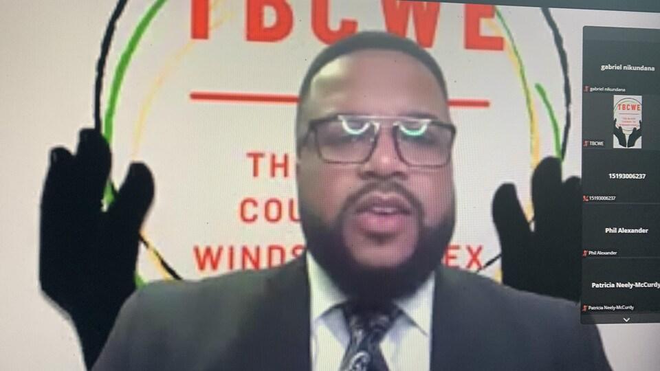 Débat sur zoom entre la communauté noire et les candidats fédéraux de Windsor-Essex.