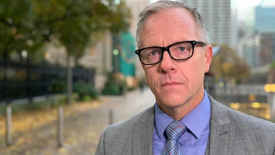 Michael Bryant est le directeur général et avocat général de l'Association canadienne des libertés civiles.