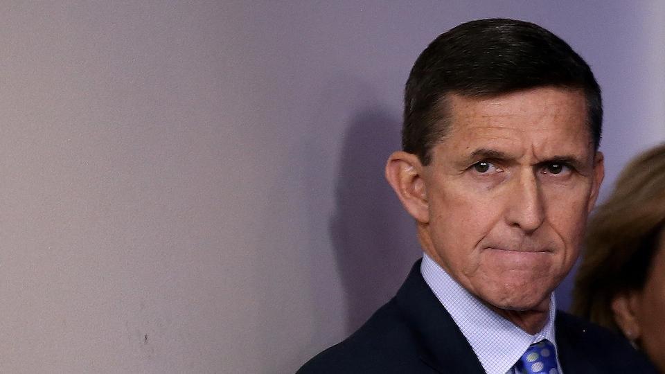 L'ex-conseiller à la sécurité nationale du président Donald Trump, Michael Flynn