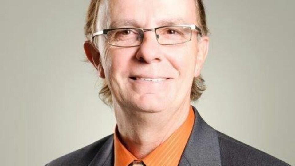 Michel Ringuette, candidat à l'investiture du PLC dans Chicoutimi-Le Fjord