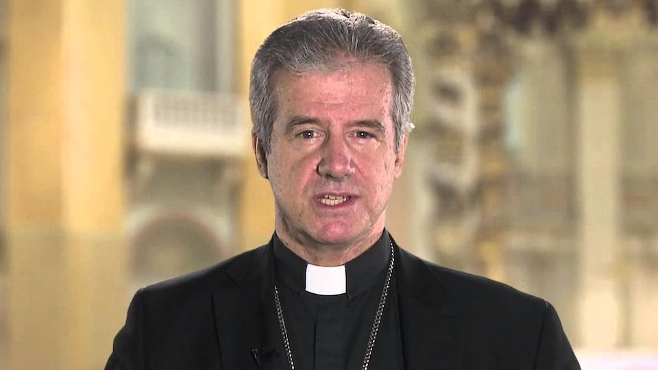 Christian Lépine, archevêque de Montréal