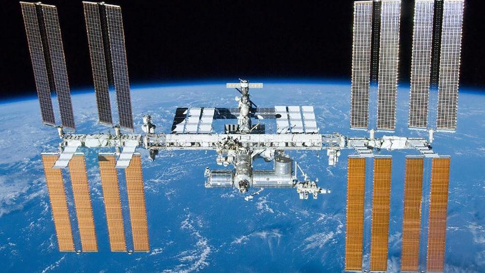 La Station spatiale internationale (SSI)