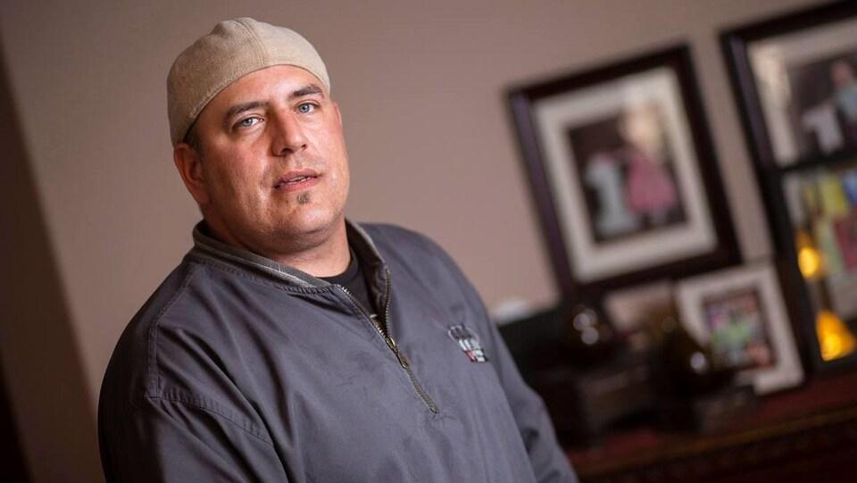 Le résident de Windsor Mike Mallot travaille dans le secteur de l'industrie automobile depuis plus de 20 ans.