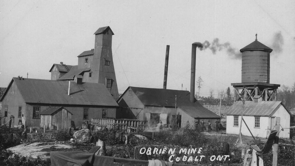 La mine Cobalt de John Ambrose O'Brien.