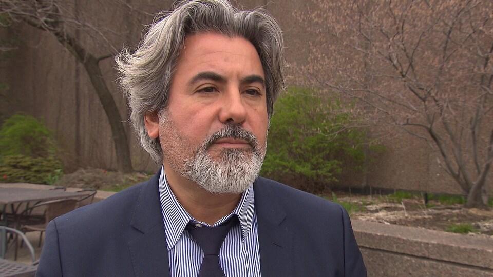 Pablo Rodriguez, ministre du Patrimoine canadien et du Multiculturalisme.