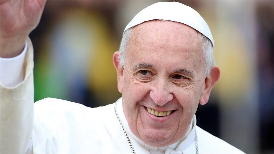 Le pape François en mars 2016
