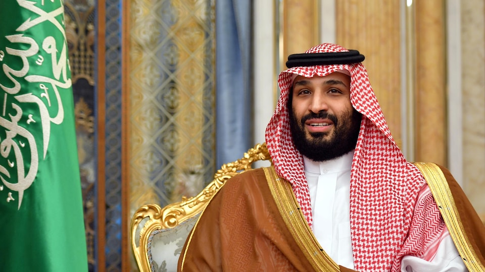Mohammed ben Salmane.