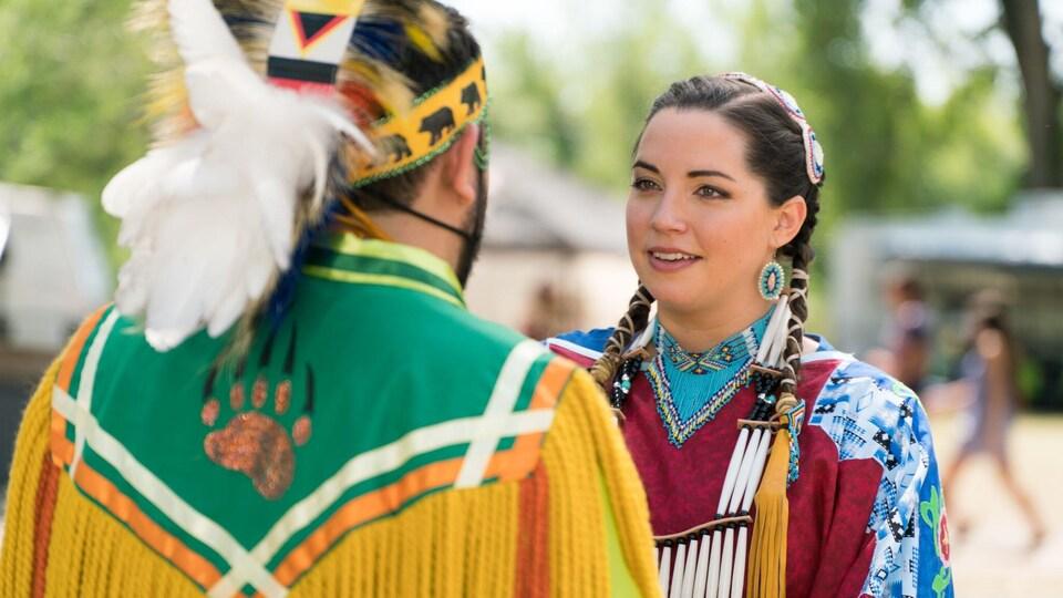 Une scène de la cinquième et dernière saison de Mohawk Girls