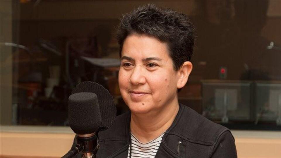 Mona Greenbaum, cofondatrice et directrice générale de la Coalition des familles lesbiennes, gaies, bisexuelles et trans.