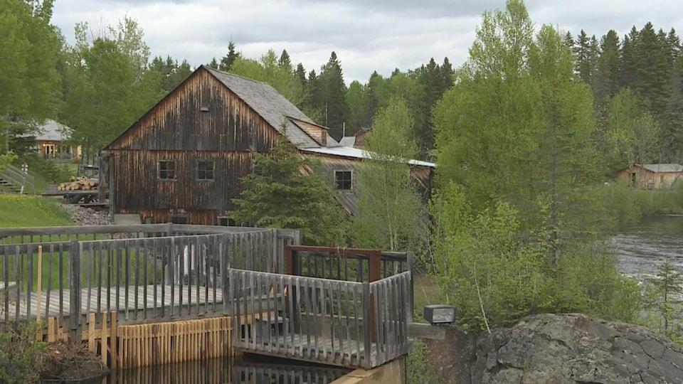 Le Moulin des Pionniers.