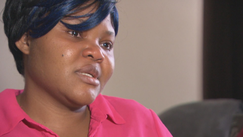 Nana Ngandu, ancienne cliente du CAE.