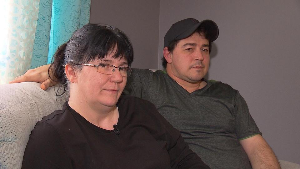 Nancy Gendreau et Jimmy Pelletier se retrouvent sans revenu à la fin de leurs prestations d'assurance-emploi