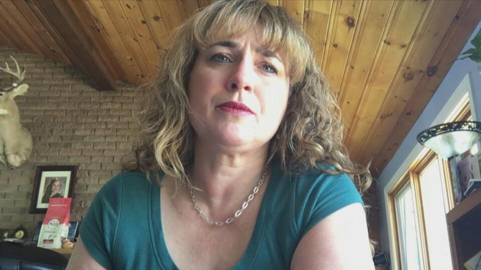 Natalie Cauchon, présidente de l'organisation du personnel médical pour Acadie-Bathurst et médecin de famille dans la région de Bathurst depuis plus de 20 ans.