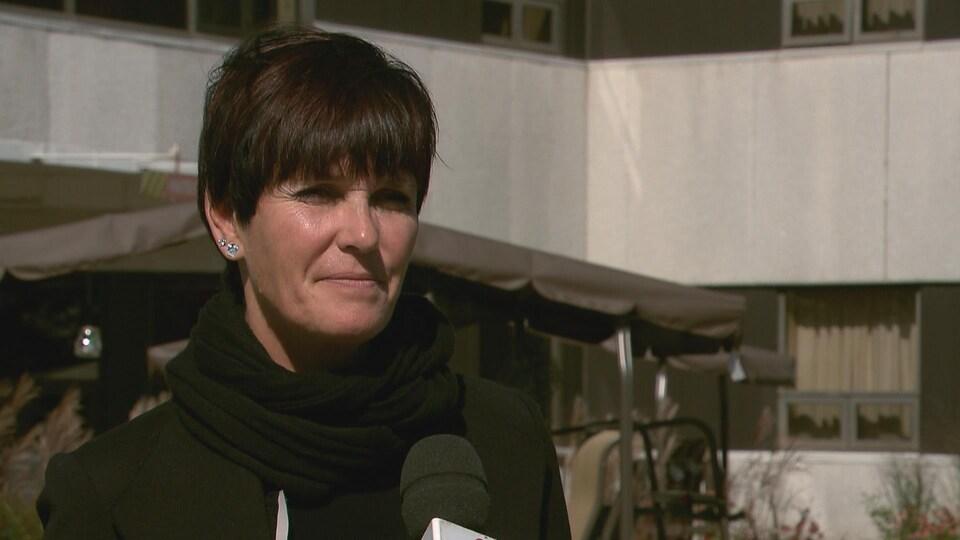 Nathalie Côté, directrice générale du CHSLD Jardins du Haut Saint-Laurent